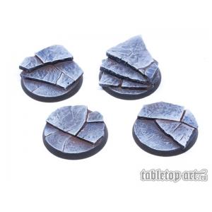 Dalles en pierre 40mm (x2)