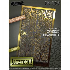 Branches et feuilles universelles