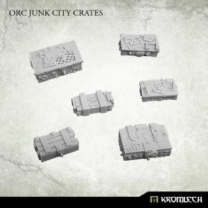 Caisses Orques/Orks 28-32mm