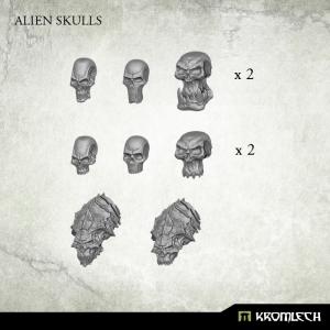 Crânes Aliens Xenos 28-32mm