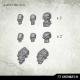 Crânes Aliens 28-32mm