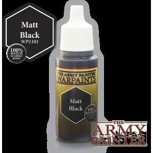 Matt Black / Noir Mat (18mL)