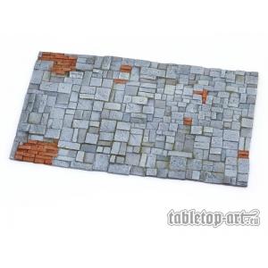 Plaque texturée Pavés 2
