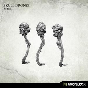 Servo Crânes 28-32mm (x6)