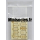 Set de Pierres Tombales (N°2) 1:72 MINISOCLES