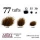 Set de 77 Touffes désertiques (Highland Tuft)