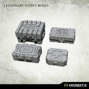 Caisses de Munitions et Fournitures 28-32mm