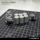 Barils / Bidons N°3 (x6) 28-32mm