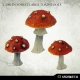Champignons géants arrondis (x3)