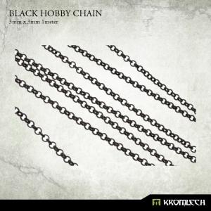Chaine 3 x 3mm (1m)