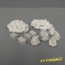 Set de déchets (x12) Echelle 28-32mm