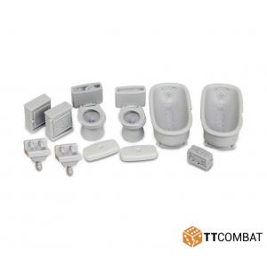 Set de salle de bain (x11) Echelle 28-32mm