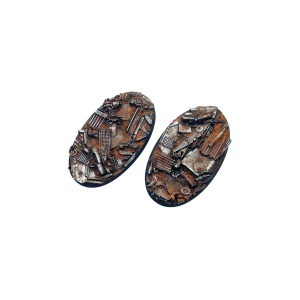 Tas de ferrailles Ellipses 90mm (x2)