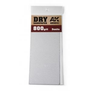 Papier de verre Ultra Fin SEC (800)