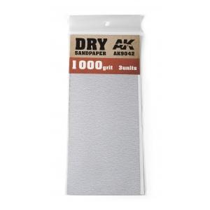 Papier de verre Ultra Fin SEC (1000)