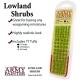Set de 77 Touffes de mauvaises herbes / petits buissons (Lowland Shrubs)