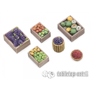 Caisses/Paniers de fruits 28-32mm