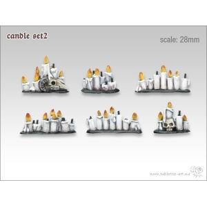 Bougies (N°2) 28-32mm