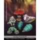 Set d'Animaux fantastiques (x6) Echelle 54mm