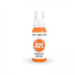 Orange Fluorescent clair (17mL)