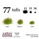 Set de 77 Touffes des marais (Swamp Tuft)