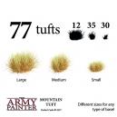 Set de 77 Touffes de montagne (Mountain Tuft)