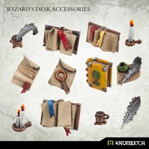 Accessoires de magicien 28-32mm (x12)