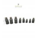 Bouteilles de gaz Echelle 28-32mm (x8)