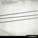 Chaine 2.5 x 2mm (1m)