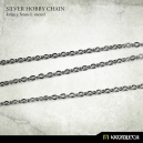 Chaine 4 x 3mm (1m)