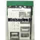 Set de Meubles 1:72 MINISOCLES