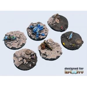 Combats urbains / Ruines urbaines INFINITY 40 mm (x2)