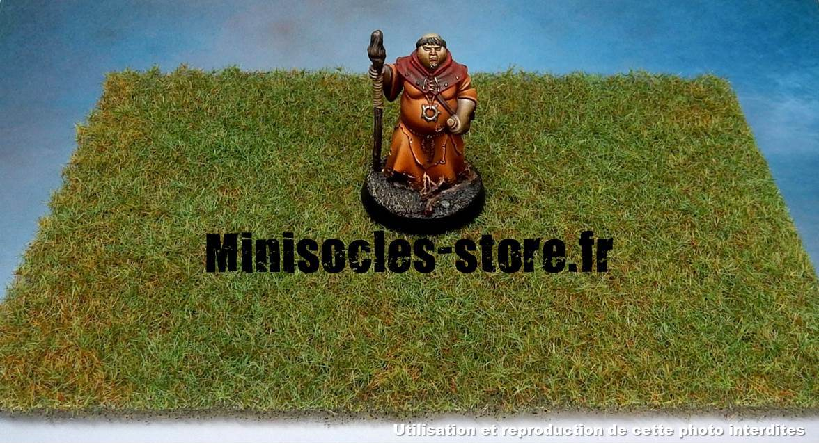 filets flocage herbe socles figurines minisocles