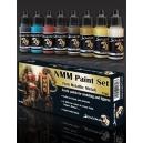 Kit de peinture NMM Or et Bronze