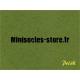 Herbe statique courte Herbe grasse MINISOCLES