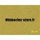 Herbe statique courte Paille MINISOCLES