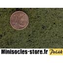 Filet de Floquage / Feuillage feuilles 0.4mm Vert moyen