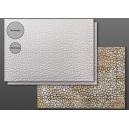 Carte plastique texturée Pavés 2