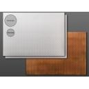 Carte plastique texturée Briques