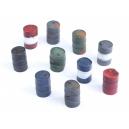 Barils 28mm N°2 (x10)