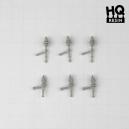 Torches (x6) N°3 28-32mm