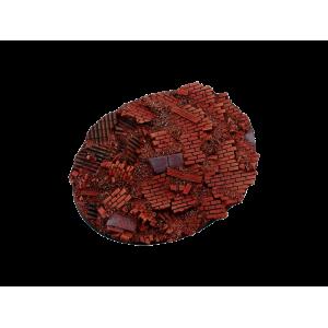 Usine en ruines Ellipse 120mm (x1)