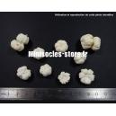 Citrouilles 54mm (x10)