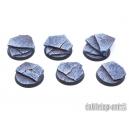 Dalles de pierre 32 mm (x5)