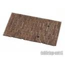 Plaque texturée Plancher / Pont de bateau