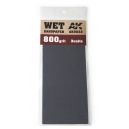 Papier de verre Ultra Fin WET (800)