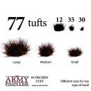 Set de 77 Touffes brûlées (Scorched Tuft)