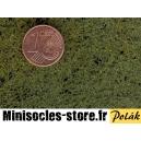 Filet de Floquage / Feuillage feuilles 0.4mm Vert tremble