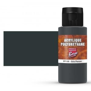 Base Acrylique Polyuréthane, Gris Panzer (60mL)