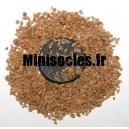 Flocage Liège Fin 0.5-2mm MINISOCLES